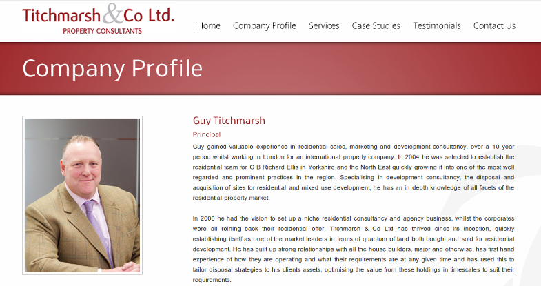 Titchmarsh & co - Property Consultants